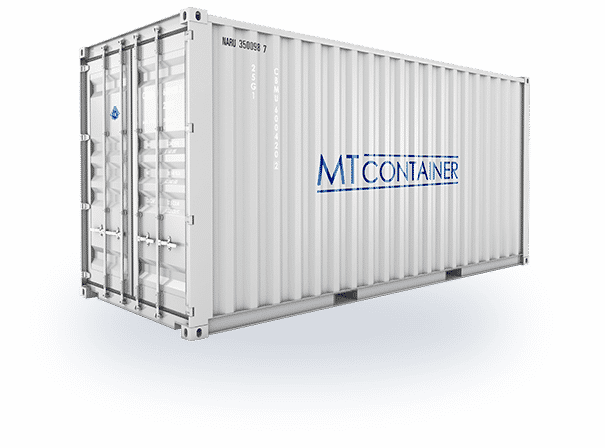 Der Seecontainer Containertyp
