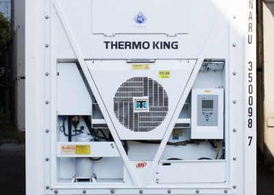 Thermo King Magnum Plus 40 Ft Reefer Container