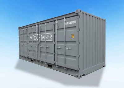 20ft-feet-Side-Door-Open-Container-neu-gebraucht