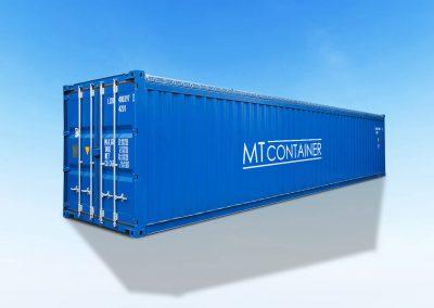 40-Fuß-feet-Opentop-Open Top - Container - Seite-Dach-offen