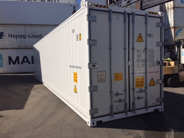 40 fu k hlcontainer daikin 2015 mt container gmbh hamburg. Black Bedroom Furniture Sets. Home Design Ideas