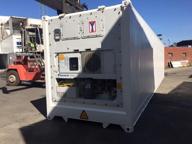 40 Fuß Kühlcontainer Daikin 2015