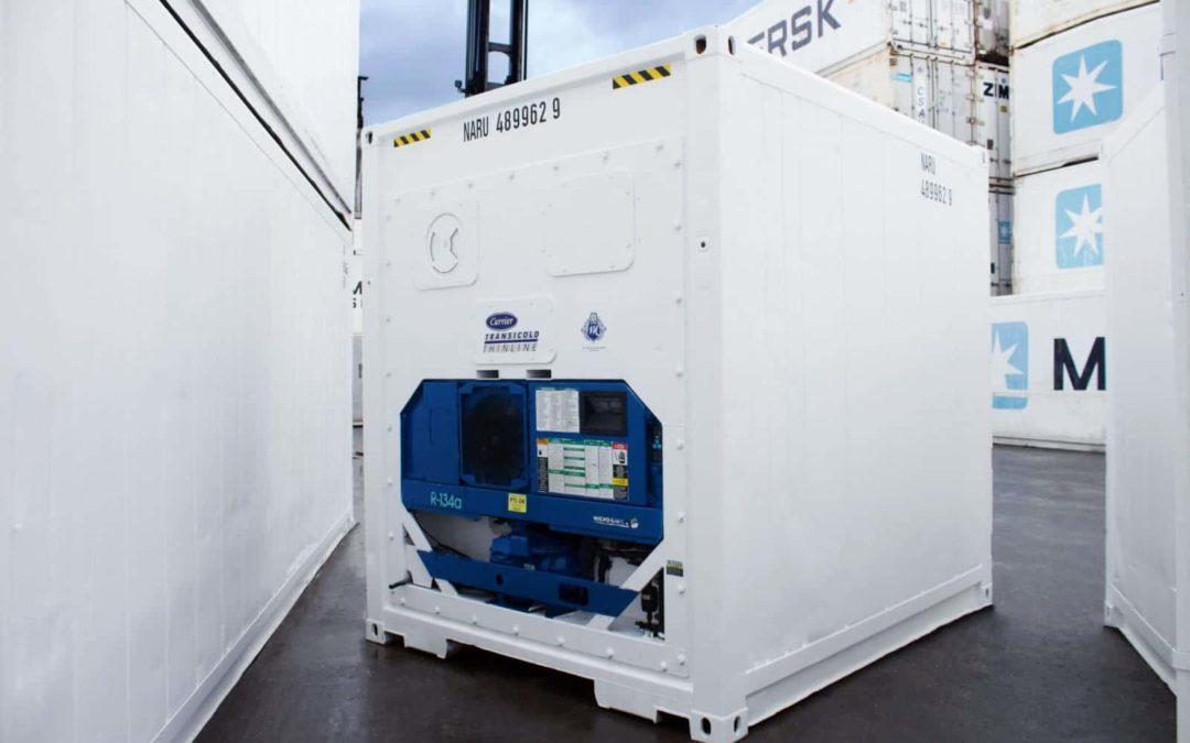 10 Fuß Kühlcontainer