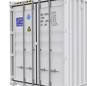 Container Service Online Shop