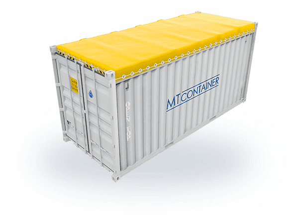 Opentop Container Header