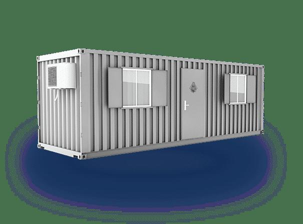 Wohncontainer kaufen - der Weg zum Eigenheim | MT Container