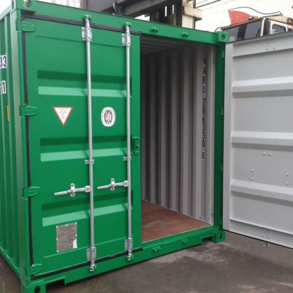 20 Fuss Seecontainer Lagercontainer-2
