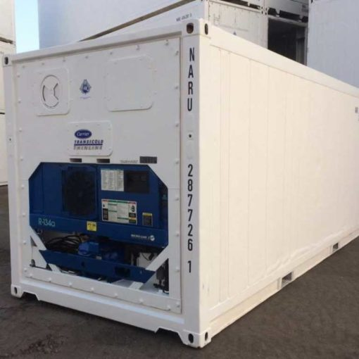 20 Fuss Kühlcontainer NARU-287726-1-Carrier-2002
