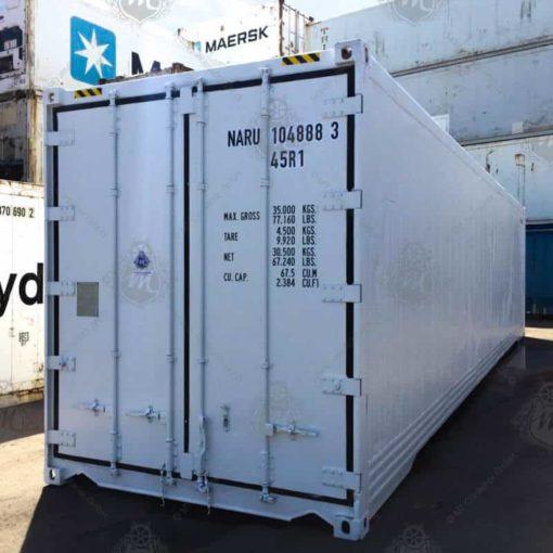 Weißer Kühlcontainer NARU 104888 3